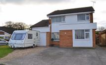4 bedroom Detached house for sale in Heol Aled, Abergele...