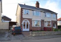 3 bedroom semi detached home for sale in High Street, Abergele...