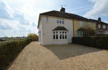 4 bedroom semi detached house in Empingham Road, Stamford
