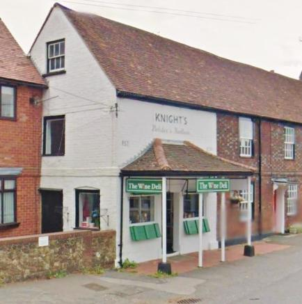 Commercial Property To Let In Godstone