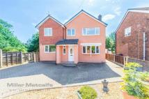 Detached house for sale in Hough Fold Way, Harwood...