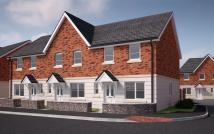 3 bed new home for sale in Rogerstone, Newport, NP10
