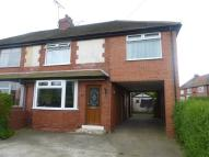 3 bedroom semi detached house to rent in Lincoln Road, Tuxford...