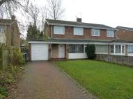 3 bedroom semi detached property in THE LEAS, Sedgefield...