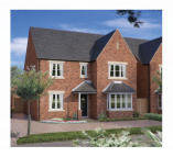 5 bed new property for sale in Upper Heyford Upper...