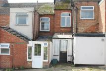 Terraced home in Coronation Avenue...