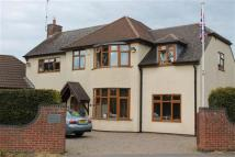 Detached property for sale in De  Vere Road, Thrapston...