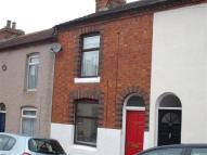 Terraced property in Gordon Street...