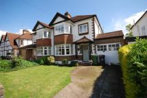 semi detached property in Hurstdene Avenue...