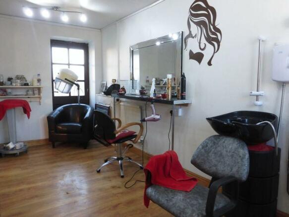Rear Salon