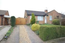 2 bedroom Semi-Detached Bungalow for sale in Murton View...