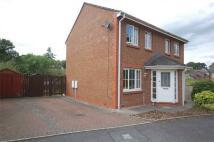 2 bedroom semi detached home in Garbridge Court...