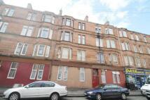 Flat in Allison Street, Glasgow...