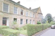 2 bedroom Flat in Moray Place, Glasgow, G41