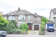 4 bed property for sale in Rectory Road, Beckenham...