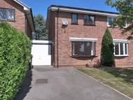2 bed semi detached property to rent in Kinsham Drive, Solihull...