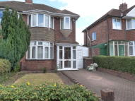 3 bedroom semi detached house in Willclare Road...