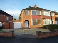 3 bedroom semi detached house to rent in Velsheda Road, Shirley...