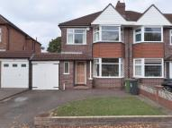 Welford Road semi detached house to rent
