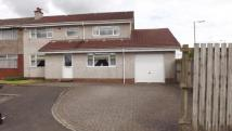 semi detached home for sale in Applecross Gardens...