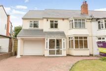 4 bed semi detached house in Balden Road, Harborne