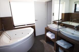 Luxury minimal villa