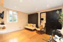 CRAVEN HILL Studio flat to rent