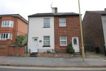 1 bedroom Cottage to rent in ST. JOHNS ROAD...