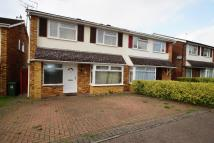 VARNEY CLOSE semi detached house to rent