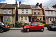 Terraced property in Cowper Road...