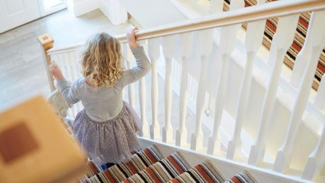 Girl on stairs9
