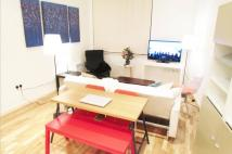 Ground Flat to rent in Gifford Street, London...