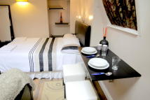 1 bedroom Studio flat to rent in Tolmers Square, London...