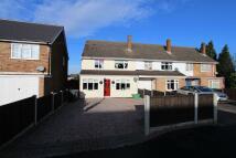 semi detached house for sale in Bardon View Road, Dordon