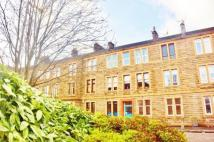 Flat to rent in Crow Road, Anniesland...