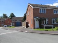 Walkford semi detached house to rent