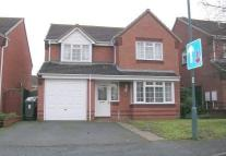 4 bed Detached property in Winterton Way Redwood...