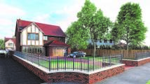 5 bed new house in Partridge Flatt Road...