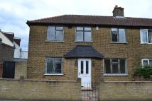 3 bedroom semi detached home to rent in Goddard Road