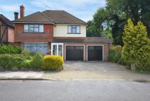 Detached property in Pickhurst Lane West...