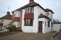 semi detached house to rent in Layhams Road West...