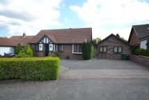 Bungalow in Harrow Gardens Orpington...