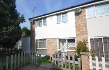 3 bedroom End of Terrace home to rent in Osterley Close Orpington...