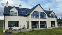 Detached Villa in Brora, Sutherland, KW9