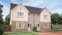 3 bed new home for sale in Dunmore Street, Balfron...