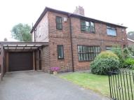 semi detached property in Coldwell Park Drive...