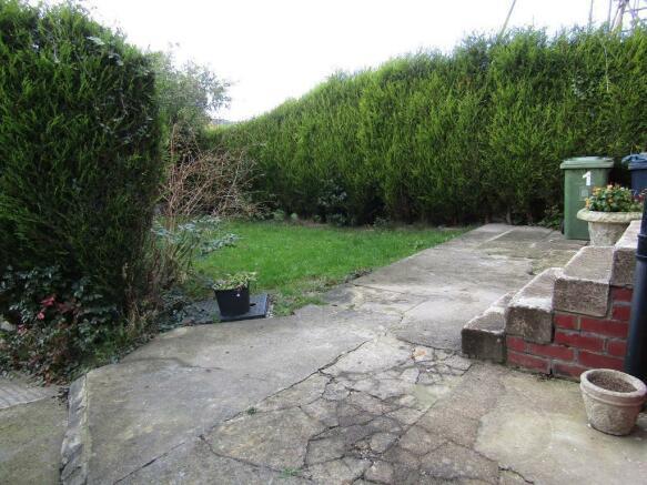 Rear Garden Additional