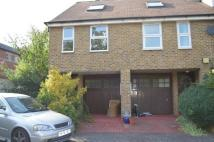 Terraced home for sale in Elmgreen Close,  London...