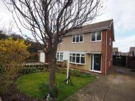 3 bedroom semi detached property in Ashford Close...
