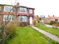 semi detached house in Coach Road, Brotton